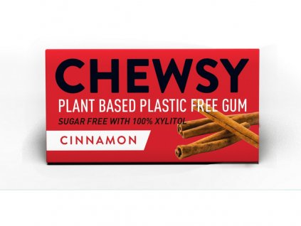 Žvýkačky Chewsy Cinnamon 15g Chewsy