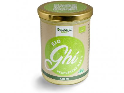Bio Ghí 450ml Organic Way