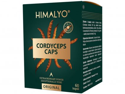 Cordyceps caps 60 kapslí Himalyo