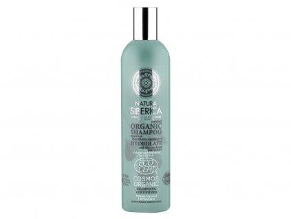Šampon pro mastné vlasy objem a svěžest 400ml Natura Siberica