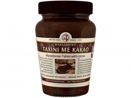 Makedonské tahini s čokoládou 350g Haitoglou