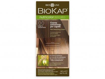 Barva na vlasy - 0.0 Zesvětlovač 140ml Biosline