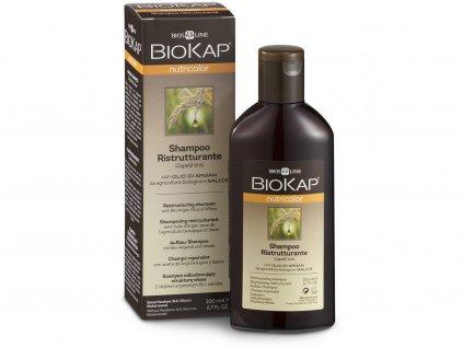 Obnovující šampón Nutricolor 200 ml Biosline