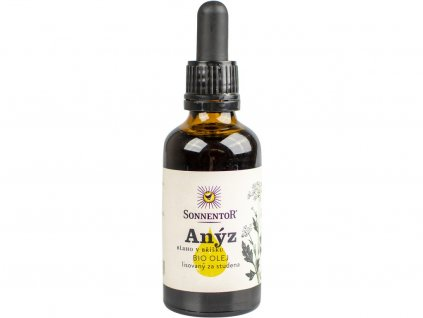 Bio olej Anýz 50ml Sonnentor