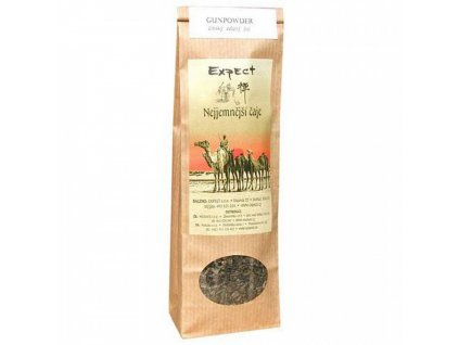 Expect zelený čaj GUNPOWDER 100g