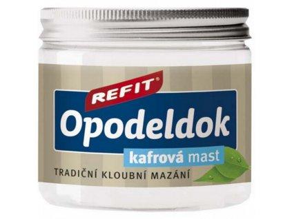 Refit Opodeldok - kafrová mast 200ml