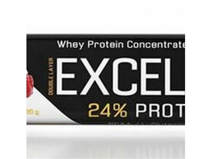 Excelent proteinová tyčinka Citron-tvaroh-malina 85g