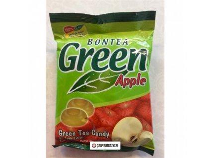 Bontea Bonbony se zeleným čajem a jablkem 150g