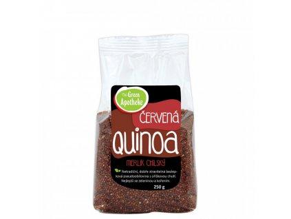 Green Apotheke Quinoa červená 250g
