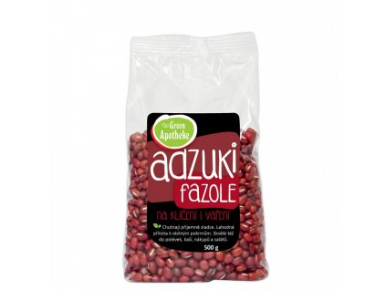 Green Apotheke Fazole Adzuki 500g