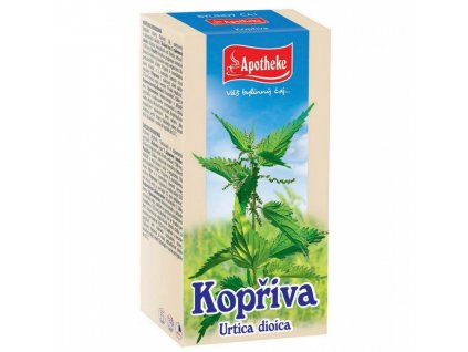 Apotheke Kopřiva čaj 20x1,5g