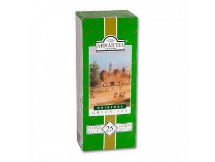 Green tea čaj 25x2g Ahmad London