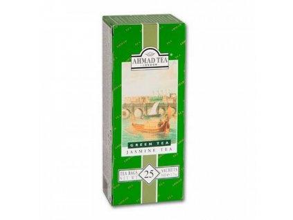 Green jasmine čaj 25x2g Ahmad London