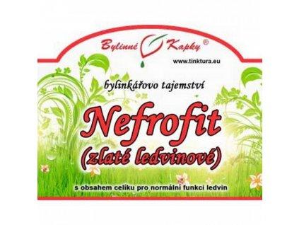 Nefrofit 50ml Bylinné kapky