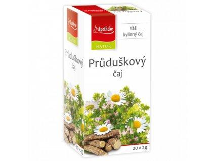 Průduškový čaj 20x2g Apotheke Natur