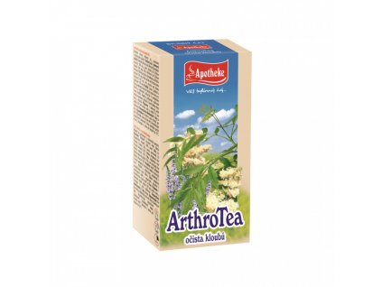 Apotheke   Klouby,kosti,metabolismus čaj 20x1,5g