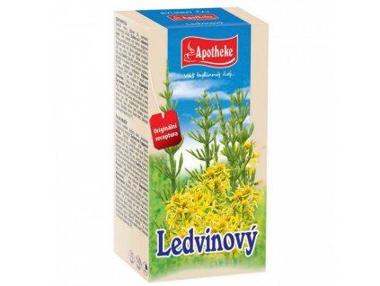 Apotheke Ledvinový čaj 20x1,5g
