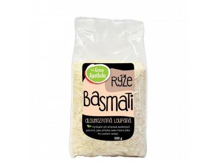 Green Apotheke Rýže Basmati loupaná bílá 500g