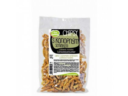 Green Apotheke Chipsy s Konopným semínkem a chilli 100g