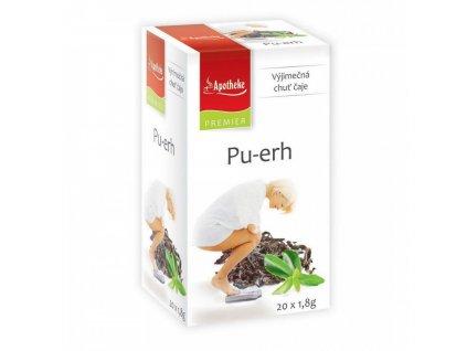 Apotheke PREMIER Pu-erh čaj 20x1,8g