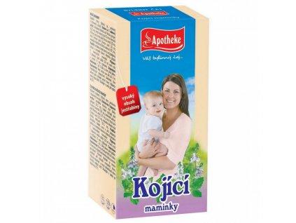 Apotheke Kojící maminky čaj 20x1,5g