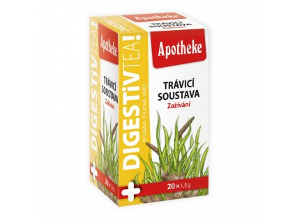 Apotheke   *DIGESTIVTEA čaj 20x1,5g