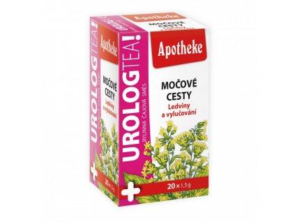 Apotheke *UROLOGTEA 20x1,5g