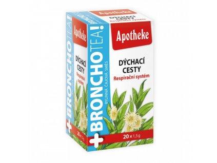 Apotheke *BRONCHOTEA čaj 20x1,5g