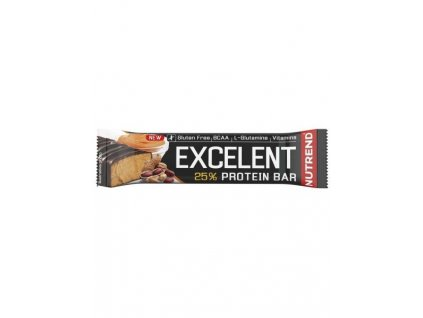 Excelent proteinová tyčinka Arašídové máslo 85g