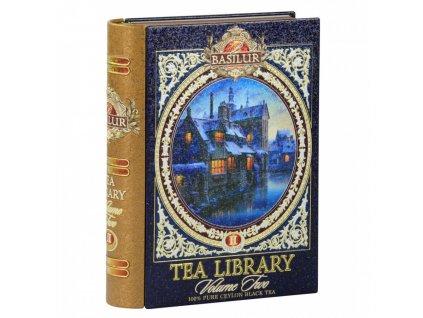 Tea Library blue 100g Basilur