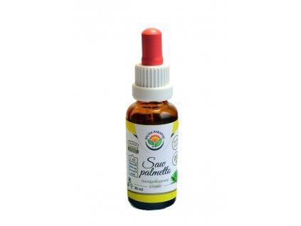 Saw palmetto standardizovaný extrakt 30 ml Salvia Paradise