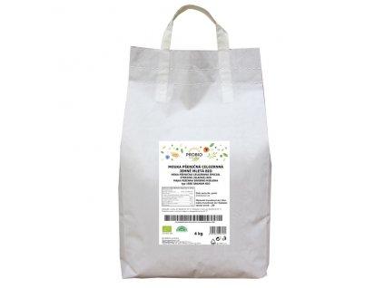 GASTRO - Mouka pšeničná celozrnná jemně mletá 4 kg BIO PROBIO