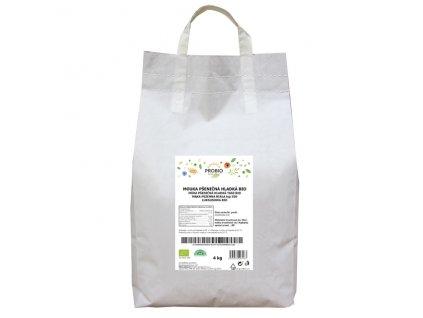 GASTRO - Mouka pšeničná hladká 4 kg BIO PROBIO