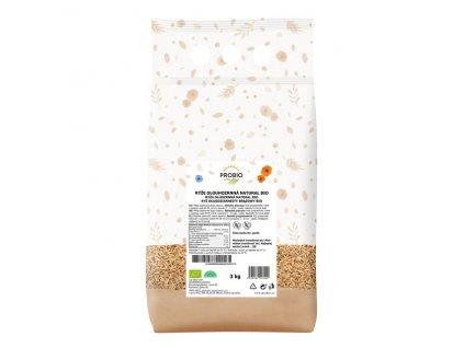 GASTRO - Rýže dlouhozrnná natural 3 kg BIO PROBIO