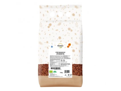 GASTRO - Rýže červená 3 kg BIO PROBIO