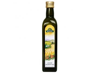 Olej sezamový za studena lisovaný 500 ml BIO BIOLINIE