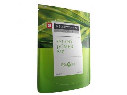Ječmen zelený 150 g BIO NEOBOTANICS Neobotanics