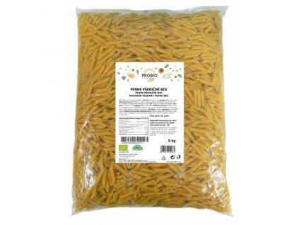 GASTRO - Penne pšeničné bílé 5 kg BIO PROBIO