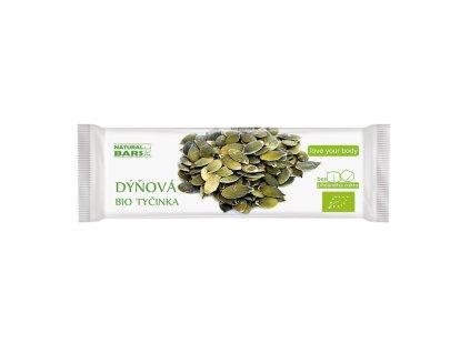 Dýňová tyčinka (Snack) BIO 30 g Natural Bars