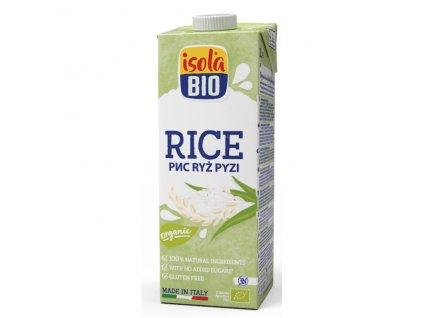 Nápoj rýžový přírodní 1000 ml BIO  BIO ISOLA