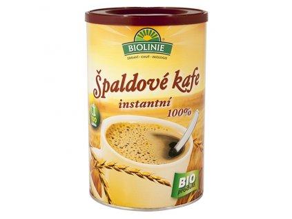 Kafe špaldové 100% instantní 200 g BIO BIOLINIE