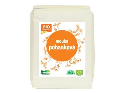 Mouka pohanková hladká 1 kg BIO BIOHARMONIE