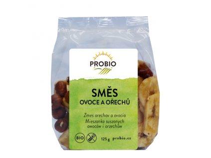 Směs ovoce a ořechů 125 g BIO PROBIO