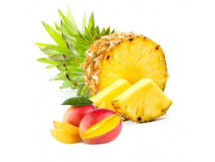 Ananas plátky - mango 5000g