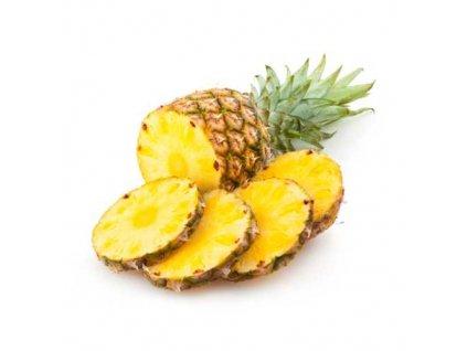 Ananas kousky 100% bez přidaného cukru a SO2 2000g