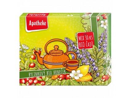 Apotheke Dárková kolekce čajů BIO 30ns