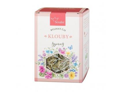 Klouby bylinný čaj sypaný