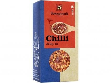 Bio Chilli vločky 45g Sonnentor
