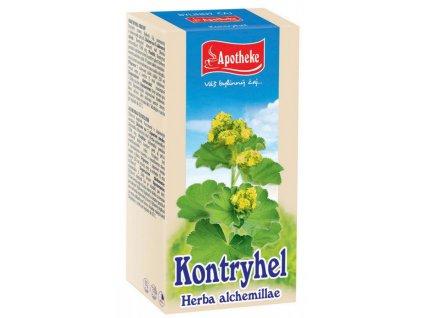 AKCE Apotheke   Kontryhel čaj 20x1,5g