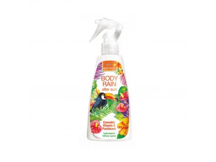 Body Rain after sun 260 ml Bione Cosmetics